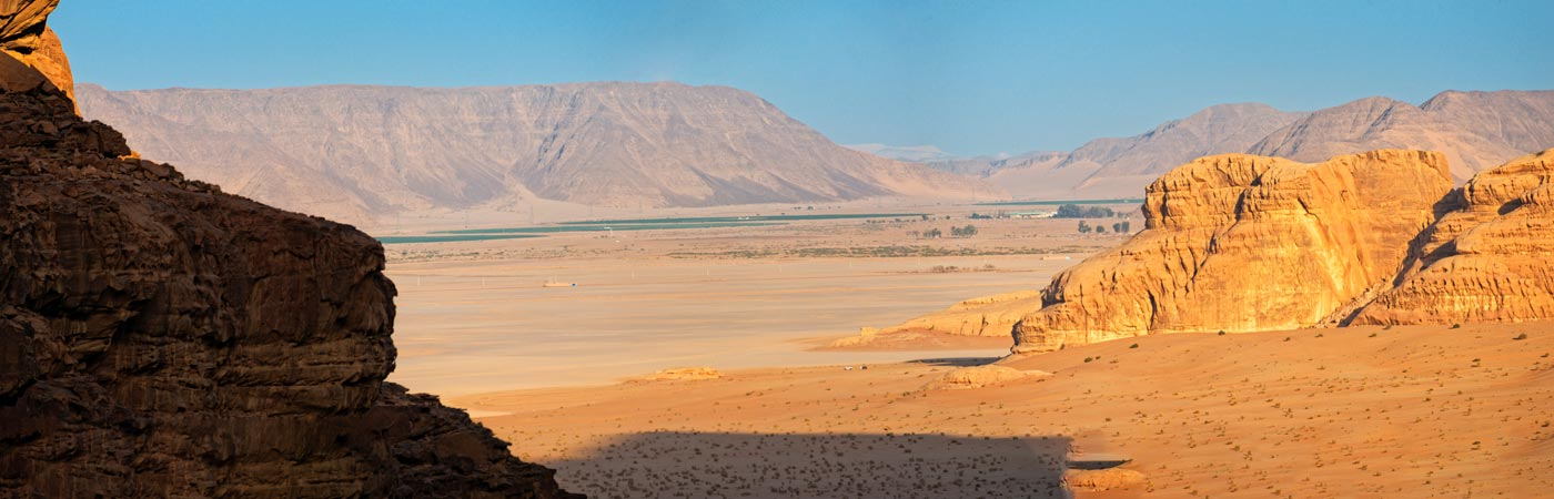 Jordanie wadi rum terre sainte desert 4X4