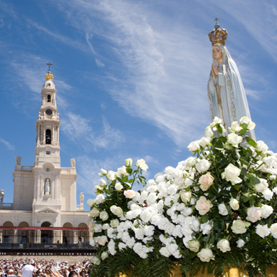 Sanctuaire Fatima Portugal pèlerinage Europe groupe sur mesure
