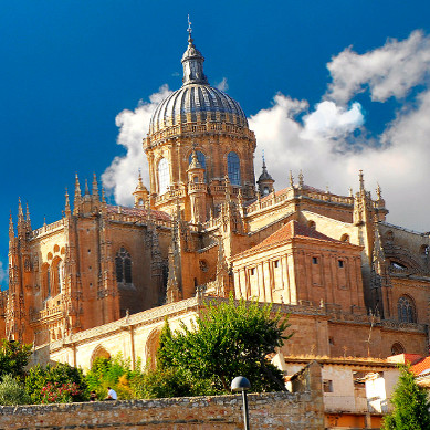 Salamanque Espagne Pelerinage groupe Europe