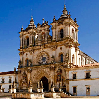 pèlerinage Portugal alcobaça