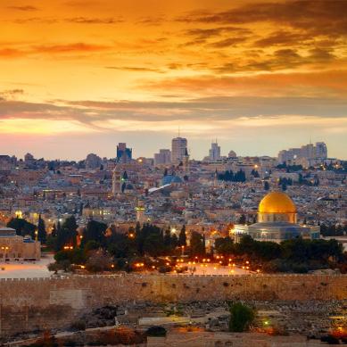 Jérusalem Al Aqsa Israel Terre Sainte pelerinage groupe voyage