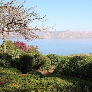Tibériade Lac Israël Terre Sainte pèlerinage groupe voyage