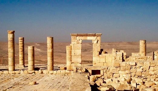 Désert Arad Israël Terre Sainte pèlerinage groupe voyage