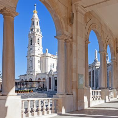 Sanctuaire Fatima Portugal Pelerinage Europe